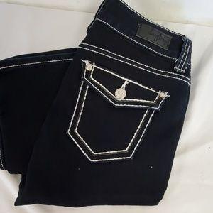 Daytrip Virgo Dark wash Jeans 30L